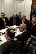 Trump ordonne les frappes syriennes contre Assad