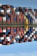 conteneurs et niveaux d'exportation