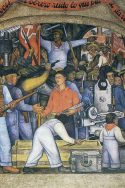 Diego Rivera, L'Arsenal, 1928