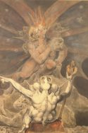 Brexit sens peinture Diable William Blake Europe