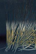 Peinture huile sur toile Hans Hartung