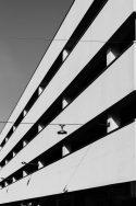 Une image du modernisme en architecture