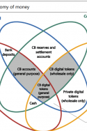 Fleur monétaire monnaies digitales politique crise économique Covid-19