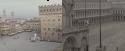 Italie monuments publics rues vides photo couleurs retouchées