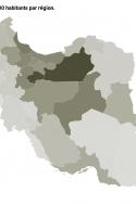 cas de coronavirus Iran Asie Moyen Orient covid-19 crise pandémie santé OMS