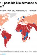 droit à l'avortement dans le monde santé droit pénal genres égalité hommes femmes