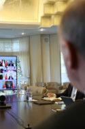 Conseil des Ministres Turquie Erdogan coronavirus épidémie Turc santé gestion crise sanitaire covid-19