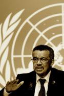 covid-19 OMS Pandémie Tedros Adhanom test Chine nouvelles routes de la soie sanitaire gestion mondiale santé mondialisation ONU crise pandémie