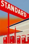 Image Standard station-service baril de pétrole brut pour garantir équilibre budgétaire national Afrique du Nord Moyen Orient Asie centrale covid-19 crise économique