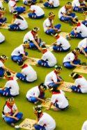 Image L'énigme de la paix en Asie Kishore Mahbubani jeu de go Chine stratégie crise coronavirus doctrines taoïsme confucianisme PCC RPC Xi Jinping guerre économique États-Unis mer de Chine