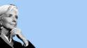 Portrait Christine Lagarde Que faire des dettes souveraines ? droit RED droit au temps du coronavirus finance dettes souveraines équilibre budgétaire FMI banques centrales BCE Francfort Union européenne défaut annulation de la dette sauvetage de l'économie