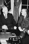 Image photo 73 ans après, un plan Marshall pour l'Europe discours de Harvard Commission européenne plan de relance européen UE covid-19 crise économique réponse politique Ursula von der Leyen