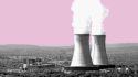 Image centrale nucléaire L'avenir de l'énergie nucléaire en Europe énergie Europe Union européenne développement durable croissance économie consommation Green Deal énergie décarbonée bas-carbone émissions de gaz à effet de serre refroidissement réacteurs EDF France Macron économie