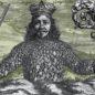 Image gravure baroque Ricciardi Hobbes Le retour du Léviathan. Peur, contagion, politique histoire société État doctrines philosophie politique du droit juridique état d'urgence sanitaire covid-19 contrôle populations peur Machiavel