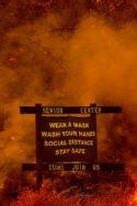 Photo inquiétude face au changement climatique dans l'Union européenne 10 points vague de chaleur environnement écologie catastrophe feux de fôret Californie incendies canicule été