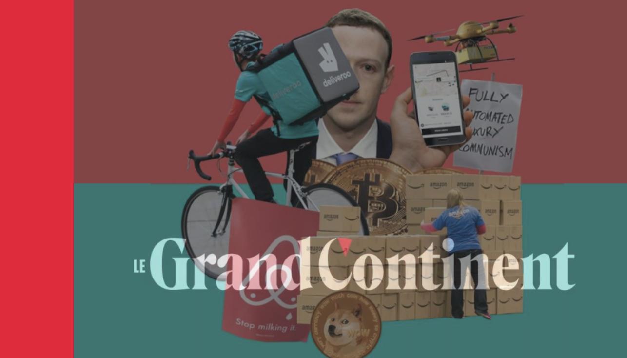L'autre monde possible : chemins de traverse pour faire face au triomphe annoncé du capitalisme numérique