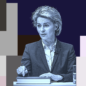 Photo Ursula von der Leyen Quatre problèmes géopolitiques de la Commission géopolitique européenne UE Europe bureaucratique Bruxelles New Deal Green Deal action changement Juncker Macron Merkel Allemagne France diplomatie