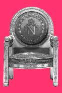 Image siège de Bonaparte Hitler ou Napoléon Invalides Le retour du césarisme Bell Trump Républicains Démocrates élections présidentielles américaines États-Unis histoire milice privée