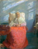 Peinture compte-rendu exposition Petit Palais Anna Ancher, la lumière ou la vie art contemporain culture européenne