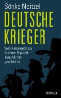 Sonke Neitzel Guerre Allemagne géopolitique