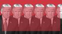 Image Trump Badiou De quoi Trump est-il le symptôme ? élections américaines philosophie politique néolibéralisme mondialisation nationalisme populisme raisons déclassement industriel États-Unis