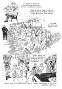 Costantini Mannucchi Libye Bande dessinée migrants passeurs crise migratoire passeurs Méditerranée géopolitique reportage journalisme graphique culture européenne art