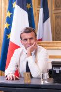 Entretien Emmanuel Macron Grand Continent La doctrine Macron conversation avec le président français France géopolitique diplomatie internationale crise Covid-19 interview vision de Macron