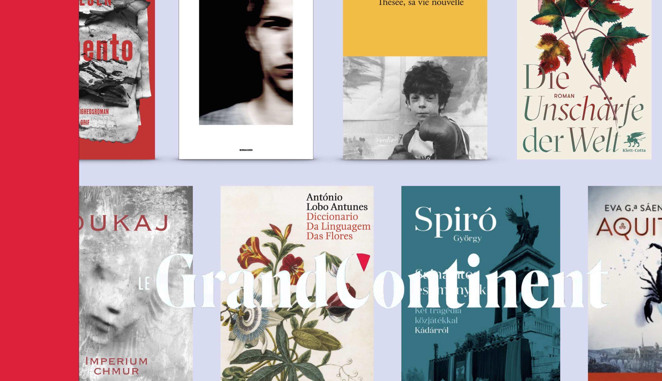 15 Fictions D Europe A Lire En Novembre Le Grand Continent