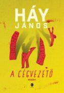 couverture livre János Hay A cégvezető (Le Chef d'entreprise, roman) culture littérature européenne d'Europe hongroise fictions d'Europe à lire choix décisions orientations dans la vie